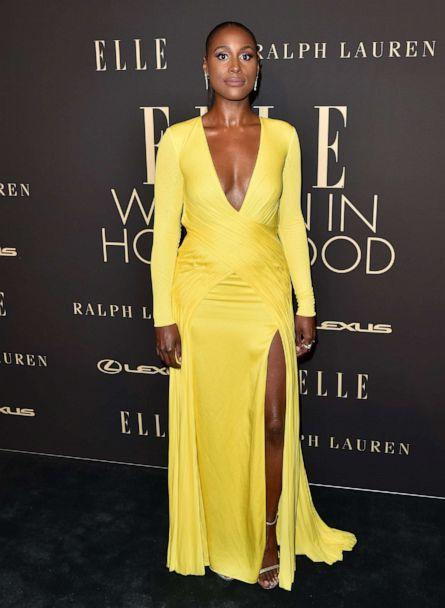 PHOTO: Issa Rae attends the 2019 ELLE Women In Hollywood at the Beverly Wilshire Four Seasons Hotel on October 14, 2019, in Beverly Hills, Calif. (Axelle/Bauer-Griffin/FilmMagic via Getty Images)