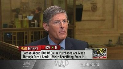 Jim Cramer sat down with Citigroup CEO Michael Corbat to hear more about Citigroup's recent transformation.