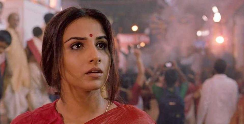 <p>Sujoy Ghosh brings the aura of Ma Durga to life in this gripping tale of Vidya Balan as a pregnant woman who comes to Kolkata to find her missing husband. The sights and sounds of Kolkata in the Pujo season, the intrigue around her husband, and a brilliant support cast lead us to one of the greatest climaxes in Hindi cinema.</p>