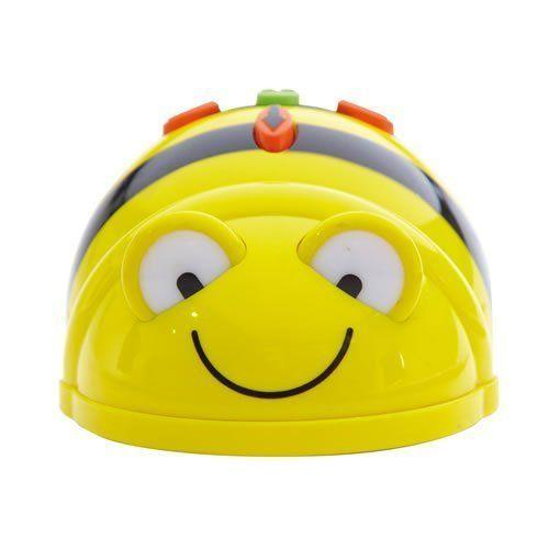 """Even 2+ year olds can develop some serious beginner coding and programming skills from the <a href=""""../../collection/5a05de2ee4b05673aa590da9?page=1"""" target=""""_blank"""">Bee-Bot robot</a>."""
