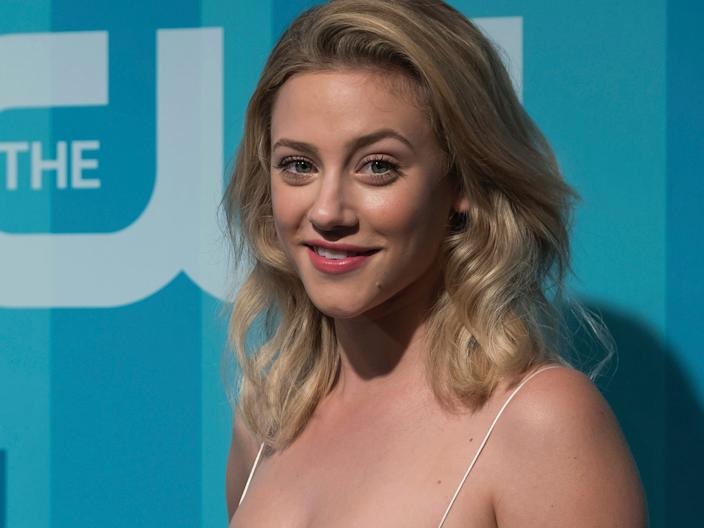 """Lili Reinhart in May 2017. <p class=""""copyright"""">Charles Sykes/Invision/AP</p>"""