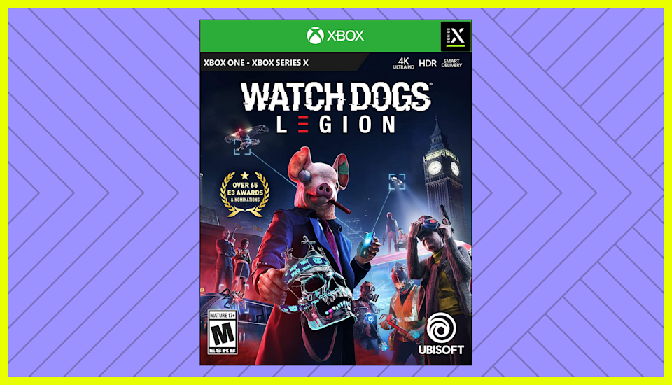Save nearly 40 percent on Watch Dogs Legion for Xbox One and Xbox Series X. (Photo: Amazon)