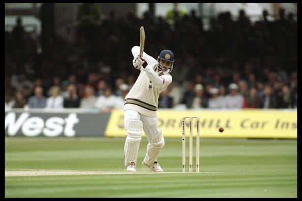 Sourav Ganguly's maiden Test ton came in 1996 debut against England.
