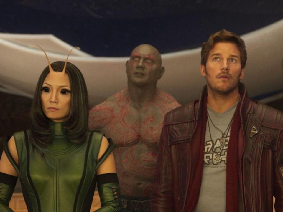 The 'Guardians of the Galaxy' cast will show up in 'Thor: Love and Thunder'Rex Features