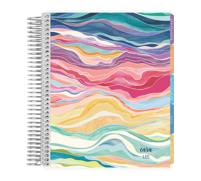 """<h2>Erin Condren Layers LifePlanner</h2><br>Maybe it's the playful colors that remind us of our pre-teen bedrooms but Erin Condren's 2021 planner sets out to organize your entire year. <br><br><strong>Erin Condren</strong> Layers LifePlanner 2021, $, available at <a href=""""https://go.skimresources.com/?id=30283X879131&url=https%3A%2F%2Fwww.erincondren.com%2Flayers-colorful-softbound-lifeplanner-vertical-8x10"""" rel=""""nofollow noopener"""" target=""""_blank"""" data-ylk=""""slk:Erin Condren"""" class=""""link rapid-noclick-resp"""">Erin Condren</a>"""