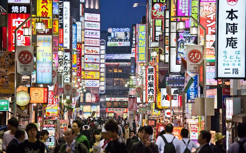 Tokyo is made up of a patchwork of different neighbourhoods, each distinct in identity and atmosphere - kokoroimages