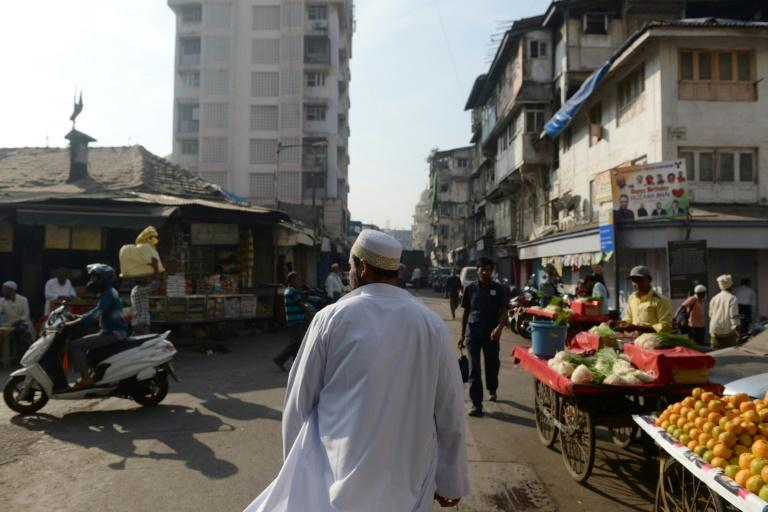 Hundreds of rundown low-rise buildings in the colonial-era market will be demolished and replaced with shiny skyscrapers that will house 20,000 Dawoodi Bohras, a sect of Shia Muslims, who have made the area their home for decades