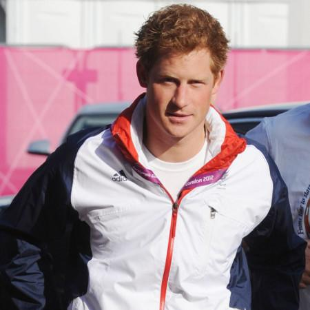 Prince Harry 'hoping for family'
