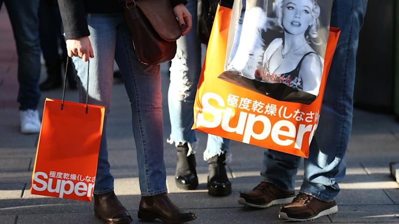 Superdry warns of 'uncertain' time as stores close and customers stay away
