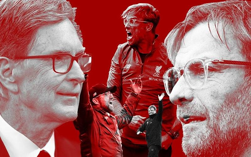 Liverpool have made vast progress over the past eight years