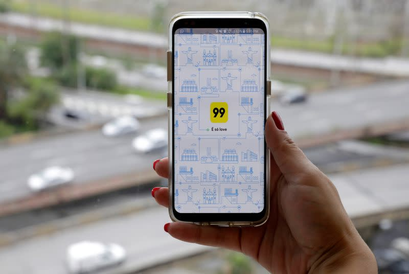 China's Didi Chuxing partners with WhatsApp for ride-hailing in Brazil