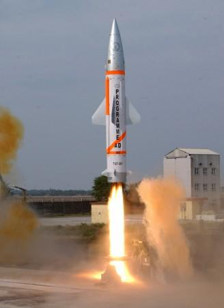 Prithvi-II missile test-fired