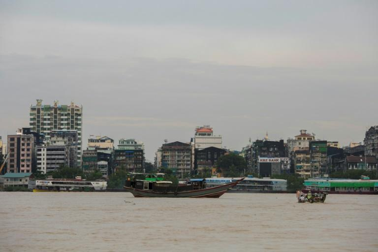 Residents of Dala have witnessed the changes over the river as foreign investors poured billions of dollars into Yangon