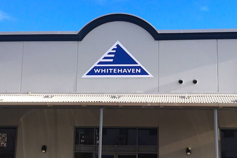 Whitehaven Coal profit tumbles on virus hit, shares slump to four-year low