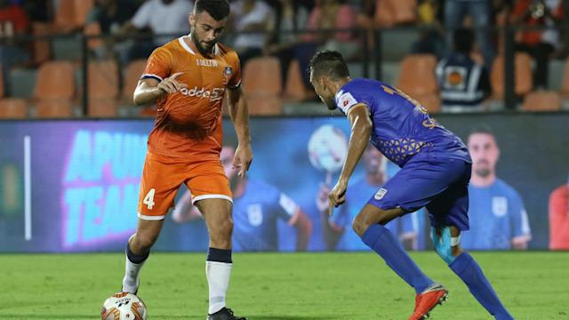 FC Goa and ATK are level on points at the top of the table and Gaurs must win against Mumbai City to keep up...