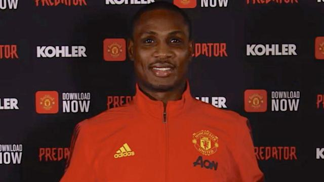 Ole Gunnar Solskjaer confirmed surprise signing Odion Ighalo is in contention to feature in Manchester United's trip to Chelsea.