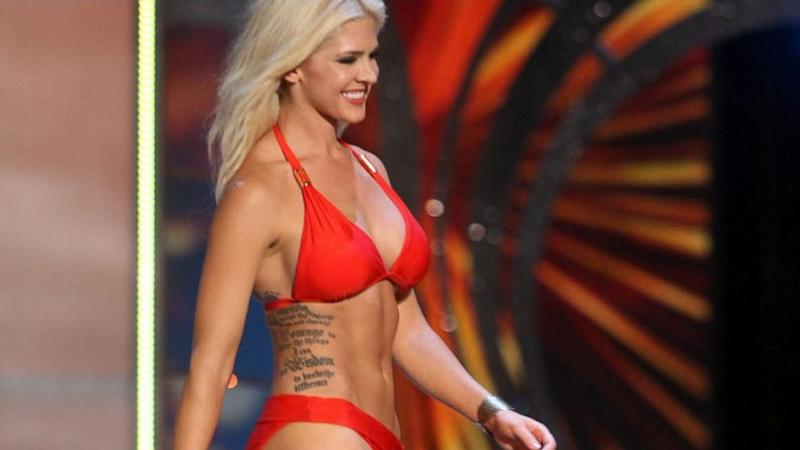 Miss Kansas Theresa Vail: Tattooed Soldier, Opera Singer Breaks Miss America Stereotypes