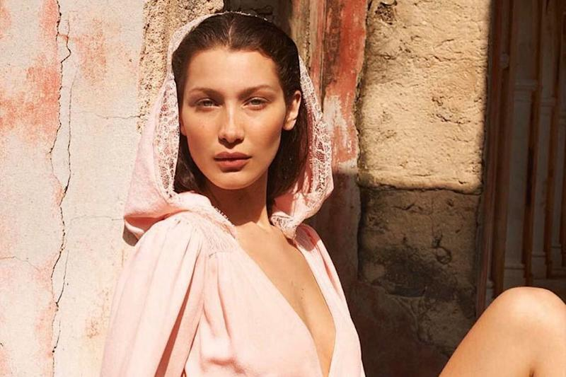 On Bella Hadid's Birthday, Take a look at Model's Best Instagram Pictures