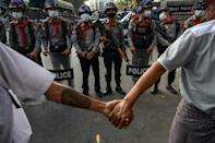 Since Myanmar's military seized power on February 1, cities and villages alike have mounted a revolt