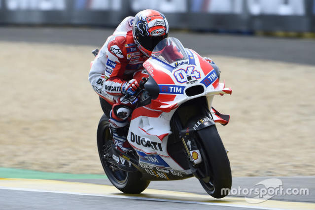 """2016. Andrea Dovizioso <span class=""""copyright"""">Gold and Goose / Motorsport Images</span>"""