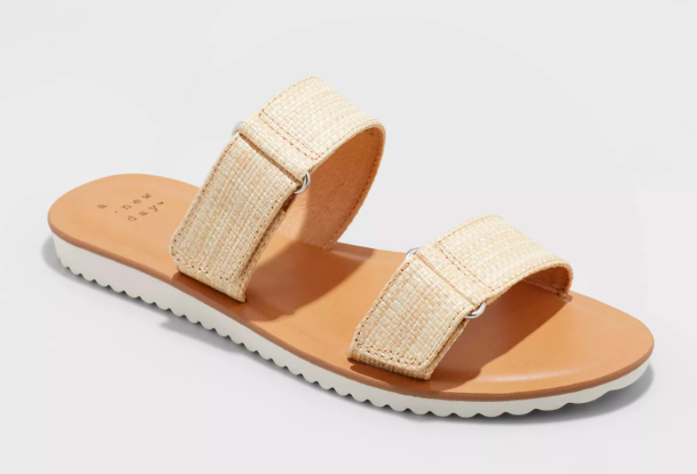 A New Day Illiana sandals, target