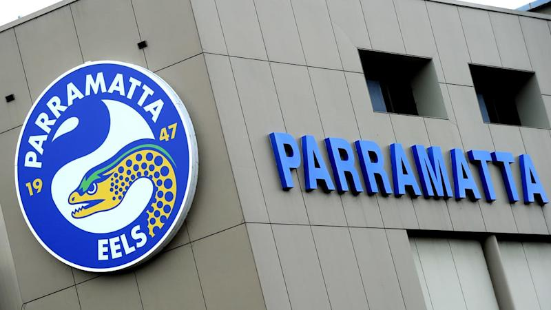 Parramatta will lose 12 competition points and have been fined $1 million for salary cap breaches.