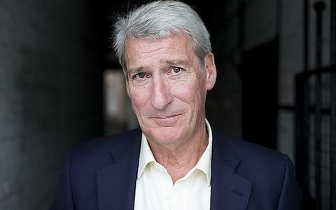 Jeremy Paxman has called for fish farms to be moved inland or further out to sea - Credit: Rex Features
