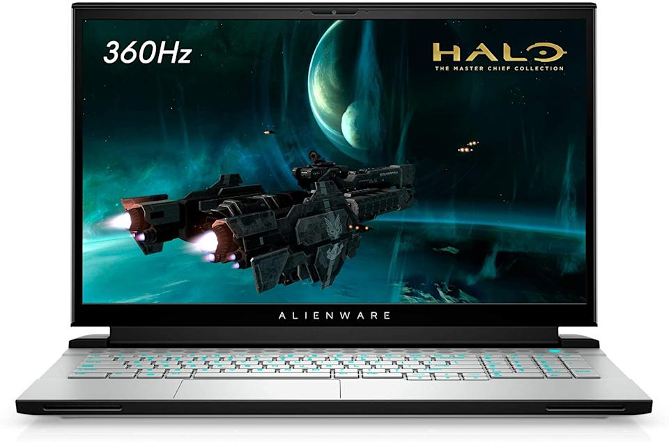 Game on the go with this powerful laptop. (Photo: Amazon)