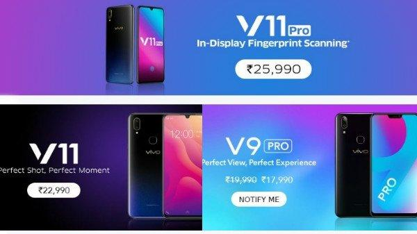7ebdb0b3aa1 Amazon Great Indian Festival sale  Vivo announces exciting offers on ...