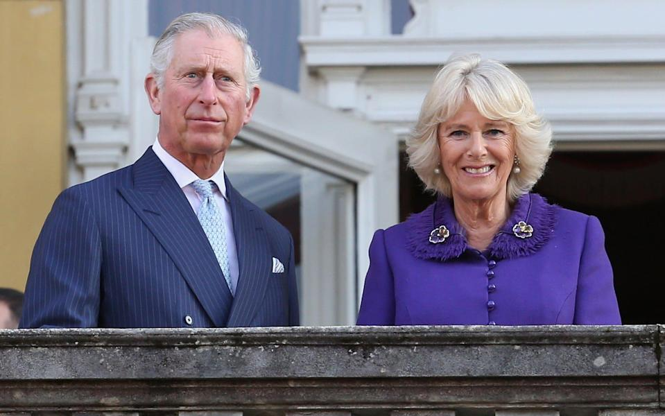 According to a new poll, Charles has fallen out of favour with the public - Getty Images Europe
