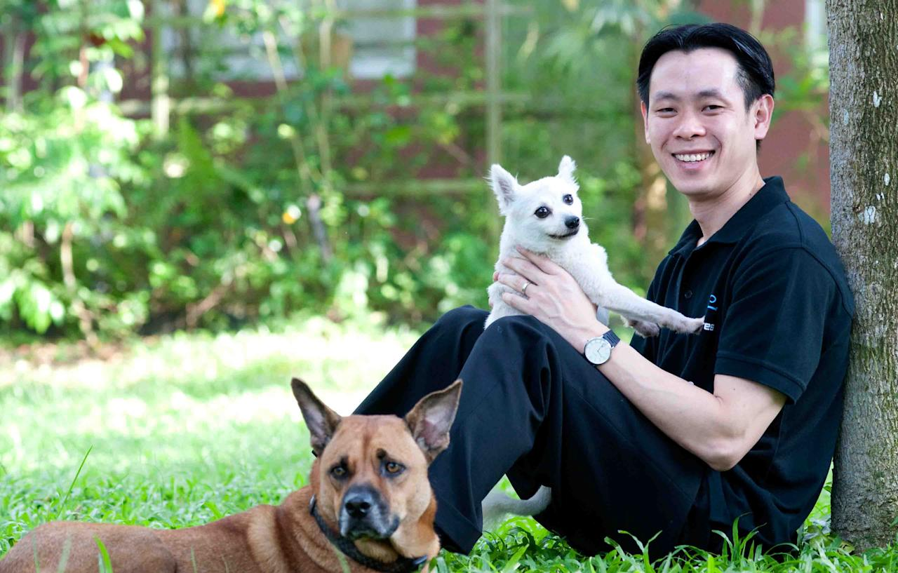 "Louis Ng, Animal Concerns Research and Education Society (ACRES)<br><br><span class=""Apple-style-span"" style=""color:#000000;font-family:'Times New Roman';font-style:normal;font-weight:normal;font-size:medium;""><span class=""Apple-style-span"" style=""color:#2f2f2f;font-family:arial;font-size:13px;text-align:left;"">Founded by Louis Ng, the ten-year old organisation has pushed hard to improve animal welfare. Its focus areas include the illegal wildlife trade, wildlife rescue and rehabilitation and promoting a cruelty-free living. Since August 2009, Acres has rescued over 1,200 wild animals.<span class=""Apple-converted-space""> </span></span></span><br><br>Cast your vote in the Singapore 9 NGO category <a target=""_blank"" href=""http://sg.custom.yahoo.com/singapore9/ngos"">here</a>."
