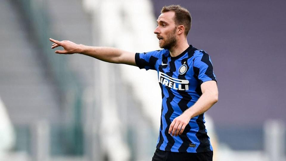 Christian Eriksen   Nicolò Campo/Getty Images