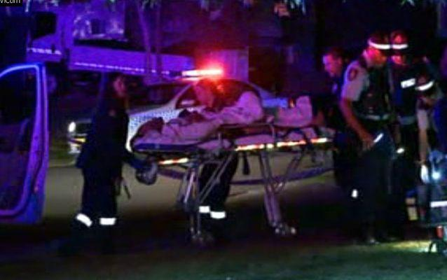 Clifford Fraser was shot in the driveway of his St Clair home. Source: 7 News.