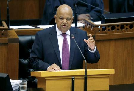Ally of South Africa's ANC objects to finance minister's planned sacking