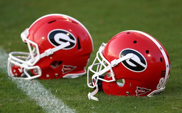 Georgia is likely to finish with the top recruiting class of 2018. (Getty)