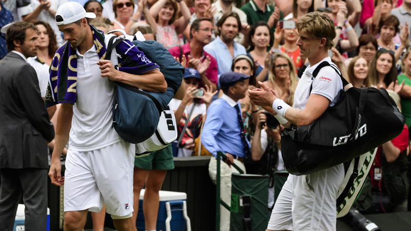 Kevin Anderson wins semifinal match, hopes for format change