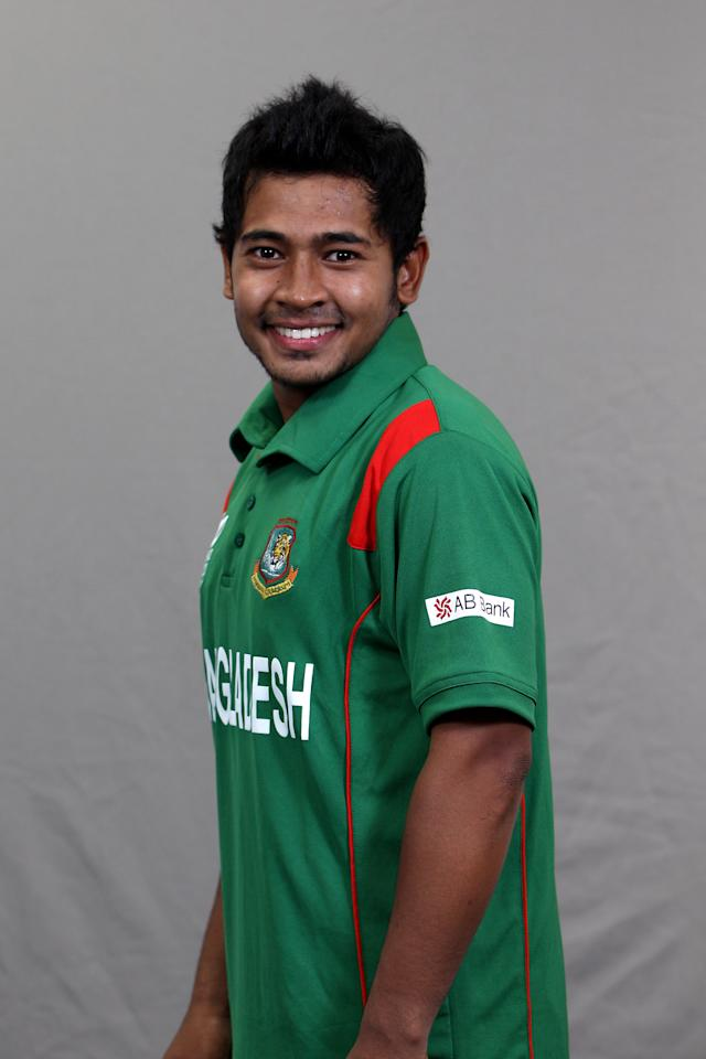 BRIDGETOWN, BARBADOS - APRIL 29:  Mushfiqur Rahim of Bangladesh T20 ICC World Cup squad on April 29, 2010 in Bridgetown, Barbados.  (Photo by Michael Steele/Getty Images)