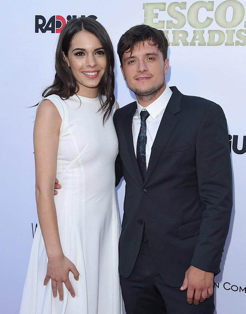Josh Hutcherson On The Frustrations Of His Long Distance Relationship With Claudia Traisac