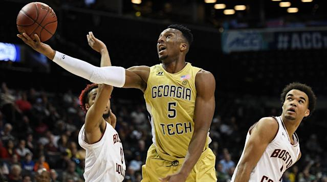 Where will Josh Okogie go in the draft? The Crossover's Front Office breaks down his strengths, weaknesses and more in its in-depth scouting report.