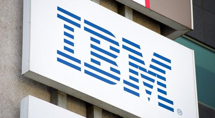 IBM is getting rocked after giving disappointing guidance (IBM)