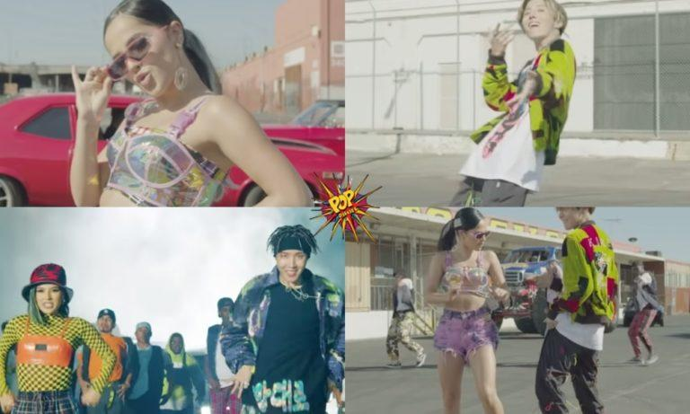 Chicken Noodle Soup_ We Can't Stop Grooving To The Beats Of BTS Jhope And Becky G's New Collab #CNS!-min