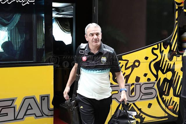 Although Perak could only muster a draw against Selangor, head coach Mehmet Durakovic has praised his charges' performance.