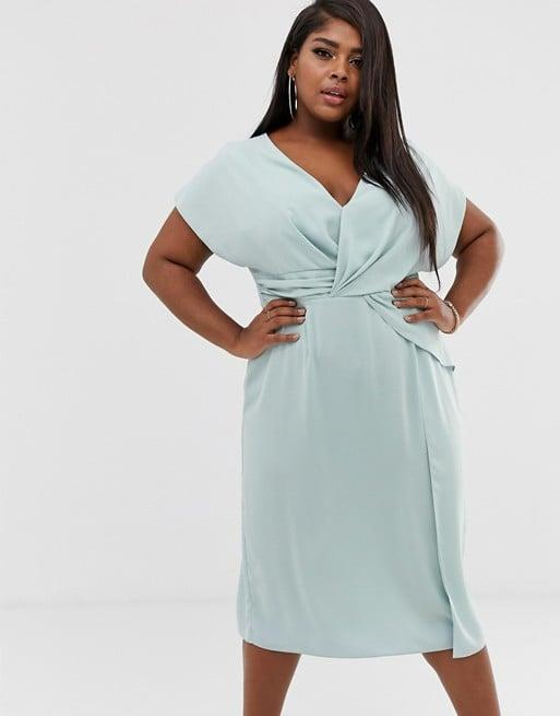 "<p><a href=""https://www.popsugar.com/buy/ASOS-Design-Curve-Twist-Drape-Front-Midi-Dress-520777?p_name=ASOS%20Design%20Curve%20Twist%20and%20Drape%20Front%20Midi%20Dress&retailer=asos.com&pid=520777&price=60&evar1=fab%3Aus&evar9=46895343&evar98=https%3A%2F%2Fwww.popsugar.com%2Ffashion%2Fphoto-gallery%2F46895343%2Fimage%2F46925197%2FASOS-Design-Curve-Twist-Drape-Front-Midi-Dress&list1=shopping%2Cdresses&prop13=api&pdata=1"" rel=""nofollow"" data-shoppable-link=""1"" target=""_blank"" class=""ga-track"" data-ga-category=""Related"" data-ga-label=""https://www.asos.com/us/asos-curve/asos-design-curve-twist-and-drape-front-midi-dress/prd/11720570?clr=pale-blue&amp;colourWayId=16385091&amp;SearchQuery=curve%20blue%20dress"" data-ga-action=""In-Line Links"">ASOS Design Curve Twist and Drape Front Midi Dress</a> ($60)</p>"