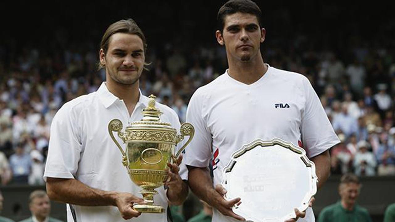 <p>defeated Mark Philippoussis 7–6(7–5), 6–2, 7–6(7–3)</p>