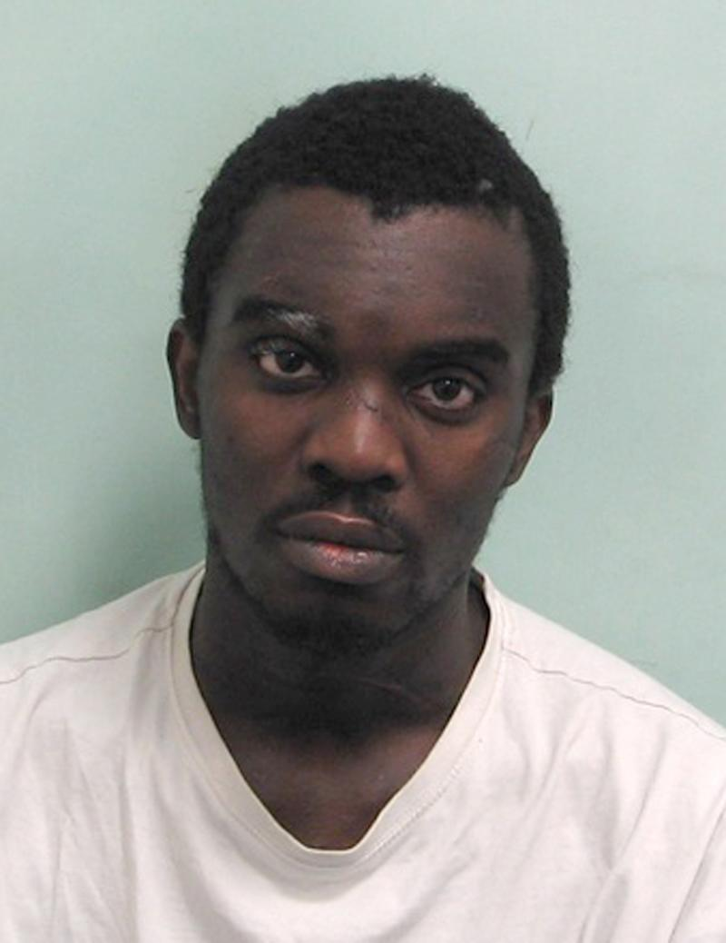 Obina Ezeoke was sentenced on Thursday. (PA/Met Police)