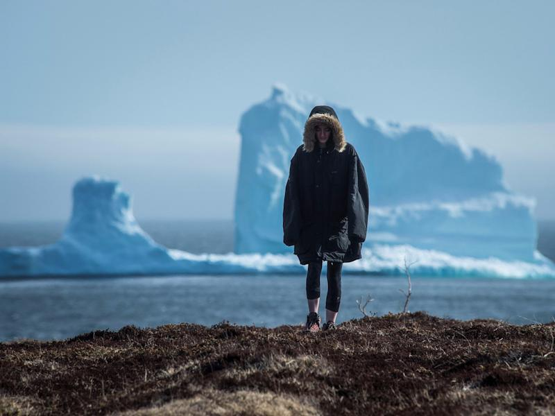Iceberg tourists flock to Newfoundland town known as