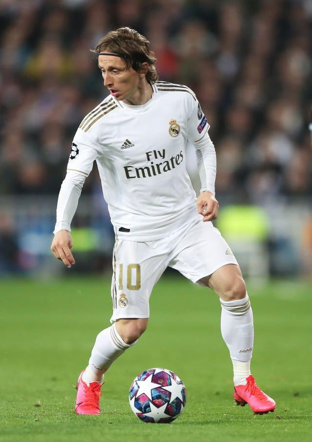 Luka Modric remains one of the best in the business.