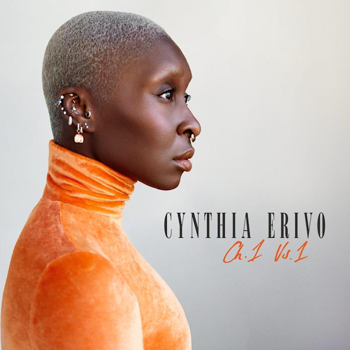 """Cynthia Erivo's """"Ch. 1 Vs. 1"""" was released on Sept. 17, 2021, on Verve Records."""