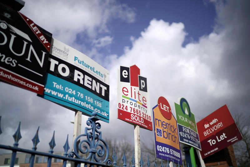 Monthly house price growth hits 12-month high: Rightmove