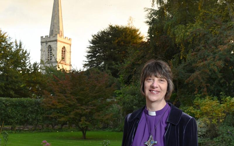 The Rt Revd Rachel Treweek was appointed as bishop of Gloucester in 2015  - Jay Williams